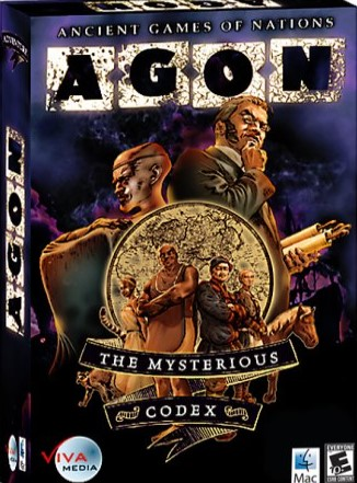 Latest Photo of  AGON (Ancient Games of Nations) The Mysterious Codex (Mac)