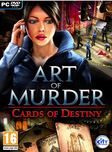 Latest Photo of  Art of Murder Cards of Destiny [Download]