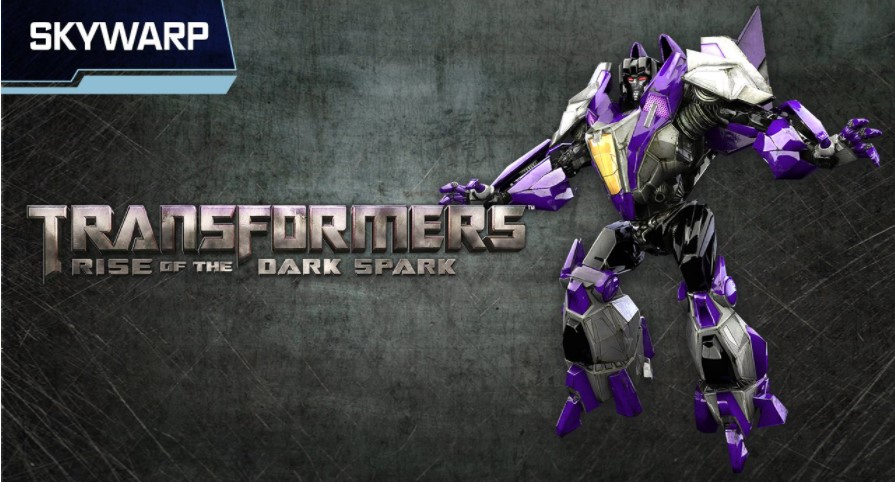 Latest Photo of  TRANSFORMERS: Rise of the Dark Spark - Skywarp Character