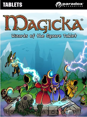 Latest Photo of  Magicka: Wizards of the Square Tablet