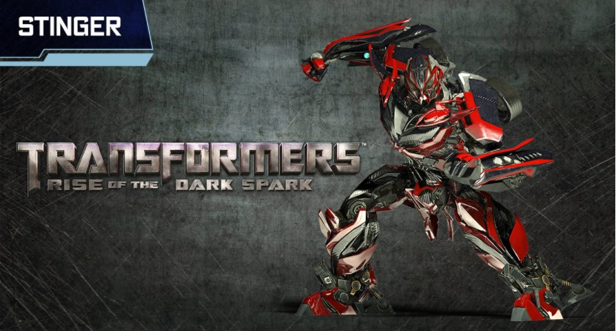 Latest Photo of  TRANSFORMERS Rise of the Dark Spark - Stinger Character
