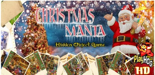 Latest Photo of  Christmas Mania - Hidden Objects Game