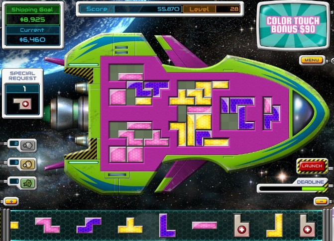 Latest Photo of  Crazy Machines 2 with Invaders from Space