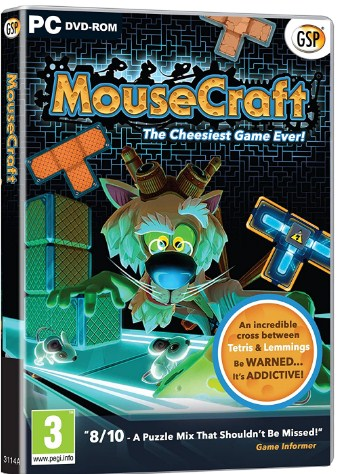 Latest Photo of  Mousecraft (PC CD)