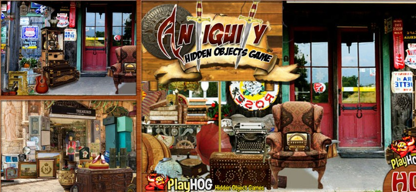 Latest Photo of  Antiquity - Find Hidden Object Game