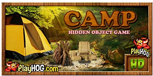 Latest Photo of  Camp - Hidden Object Games