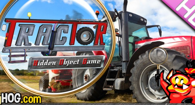 Latest Photo of  Tractor - Find Hidden Object Game