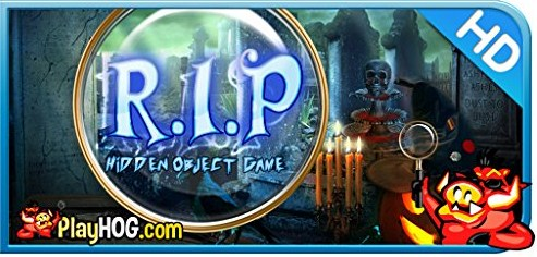 Latest Photo of  R.I.P. - Hidden Object Games