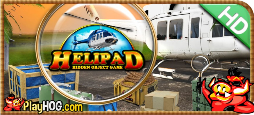 Latest Photo of  Helipad - Find Hidden Object Game