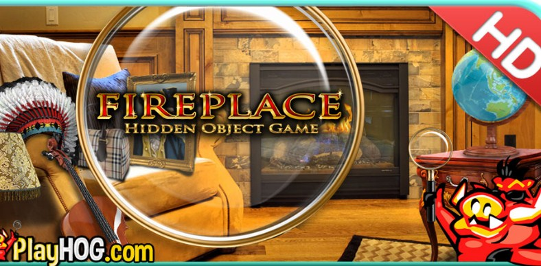 Latest Photo of  Fireplace - Find Hidden Object Game
