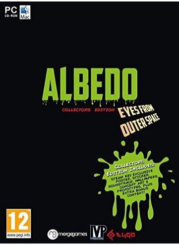 Latest Photo of  Albedo: Eyes from Outer Space (PC DVD)