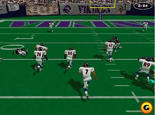 Latest Photo of  NFL GameDay 99 PC
